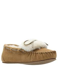clarks-warm-glamour-slipper