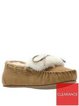 clarks-warm-glamour-slipper