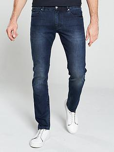 armani-exchange-j14-skinny-jeans-navy