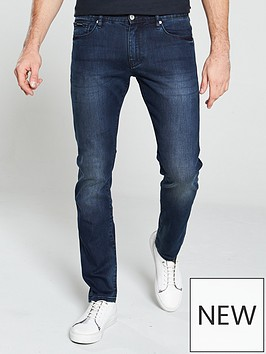 armani-exchange-j14-skinny-jeans-navy