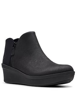 clarks-cloudsteppers-step-rose-up-ankle-boot-black