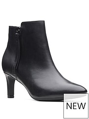 2c24278c96316 Ankle Boots   Leather   Clarks   Boots   Shoes & boots   Women   www ...