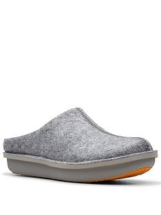 clarks-step-flow-clog-slipper