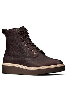 clarks-trace-pine-ankle-boots-burgundy