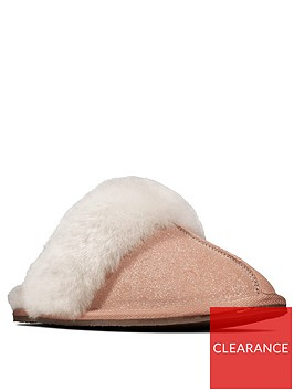 clarks-warm-glitz-slipper
