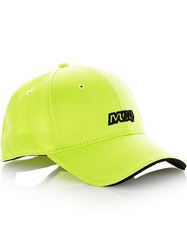 mcq-alexander-mcqueen-mens-logo-baseball-cap-neon