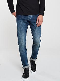armani-exchange-j13-vintage-wash-jeans-navy