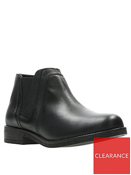 clarks-demi-beat-ankle-boot-black