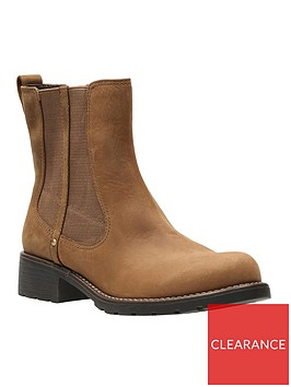 clarks-orinoco-club-chelsea-ankle-boot-brownnbsp