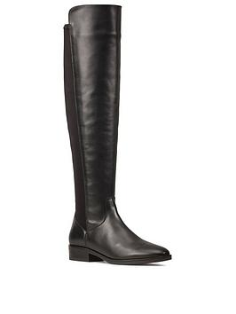clarks-pure-caddy-over-the-knee-boot
