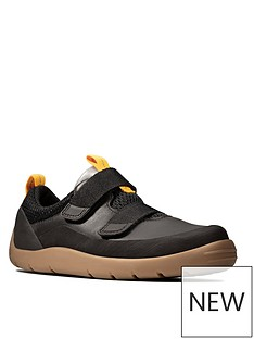 clarks-play-trail-strap-shoes-black-leather