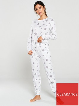 v-by-very-gift-wrapped-soft-touch-print-lounge-set-star-print