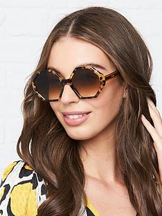 chloe-willow-havana-hexagon-sunglasses-havana