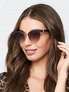 longchamp-cat-eye-sunglasses-brown