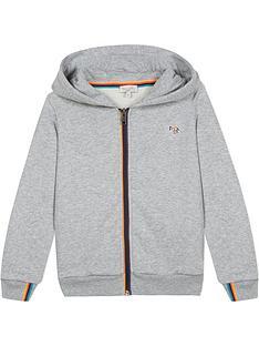 paul-smith-junior-boys-verde-zip-through-hoodienbsp--grey