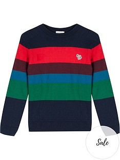 paul-smith-junior-boys-valery-stripe-jumper-multinbsp