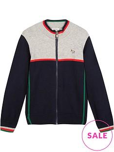 paul-smith-junior-boys-veria-knitted-zip-through-jacket-navygrey