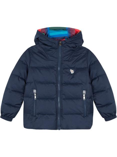 paul-smith-junior-boys-victorius-reversiblenbsppadded-coat-navymulti