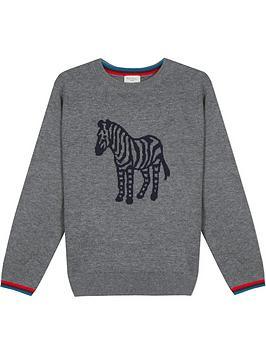 paul-smith-junior-boys-vilan-zebra-knitted-jumper-grey