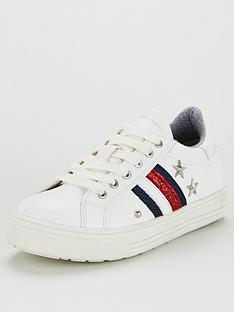 tommy-hilfiger-glitter-star-trainers-white