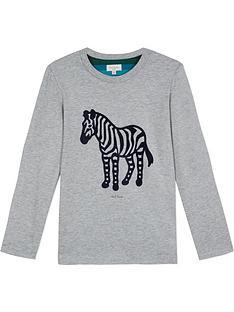 paul-smith-junior-boys-zebra-long-sleeve-t-shirt-greynbsp