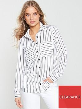 v-by-very-stripe-utility-blouse-stripenbsp