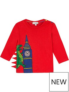 paul-smith-junior-baby-big-ben-long-sleeve-t-shirt-red