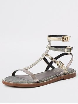 river-island-river-island-shimmer-gladiator-sandals-silver