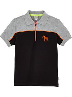 paul-smith-junior-boys-vireak-zebra-zip-neck-short-sleeve-polo-shirt-black