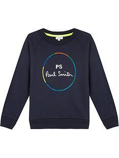 paul-smith-junior-boys-vicken-ps-crew-neck-sweatshirt-navy