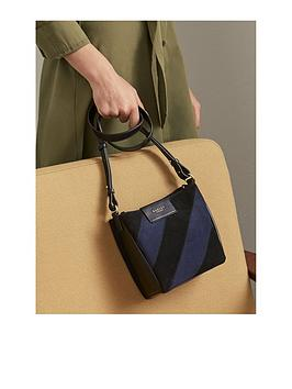 radley-hope-street-stripe-small-open-top-cross-body-bag-black