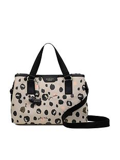 radley-bubble-dog-medium-zip-top-multiway-bag-grey