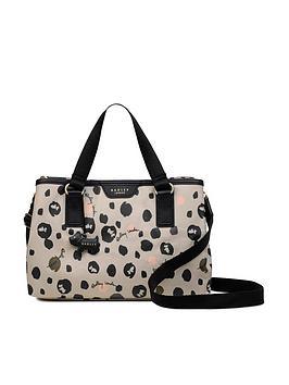 radley-bubble-dog-medium-zip-top-multiway-bag-grey