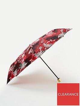 radley-botanical-floral-mini-telescopic-umbrella