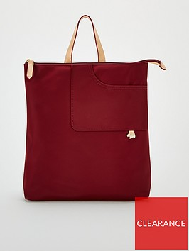 radley-pocket-essentials-backpack-merlot
