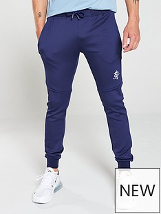 gym-king-core-plus-poly-joggers-navy