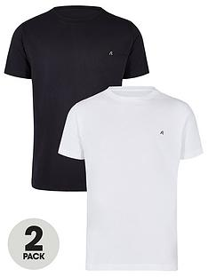 replay-replay-two-pack-t-shirt-whiteblack