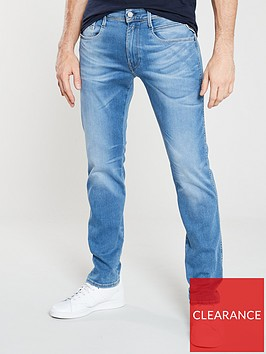 replay-anbassnbspslim-fit-jeans-light-blue