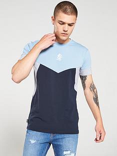 gym-king-koen-t-shirt-tonal-bluesgrey