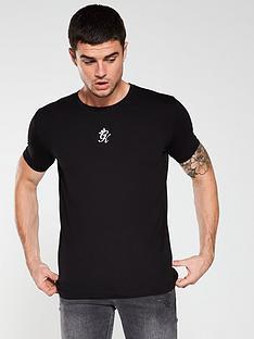 gym-king-origin-t-shirt-black