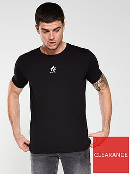 gym-king-origin-t-shirt-black
