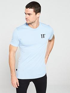 11-degrees-core-t-shirt-coast-blue