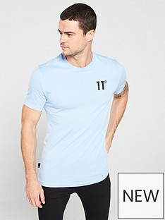 11-degrees-core-t-shirt-coast-blue