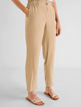 mango-straight-leg-peg-trousers