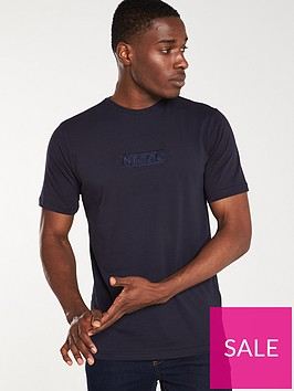nicce-crate-t-shirt-navy
