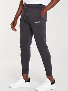 nicce-original-logo-joggers-grey