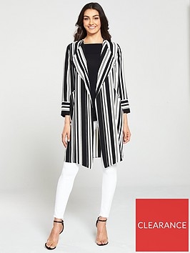 wallis-envelope-stripe-duster--nbspmonochrome