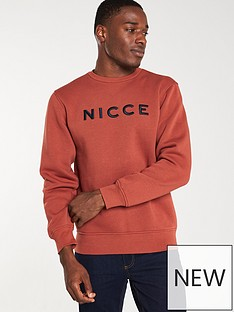 nicce-rhodium-oversized-sweater-berry-red