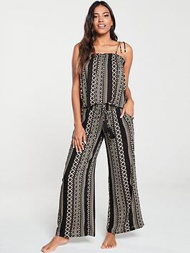 v-by-very-aztec-swing-top-and-wide-leg-trouser-set-print