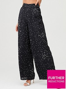 yas-greta-high-waisted-wide-leg-trouser-black